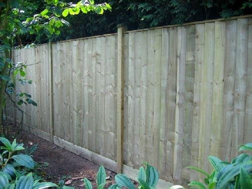 Fence Panels & Screening | George Walker Ltd