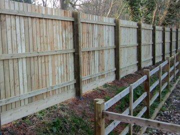 Fencing | George Walker Ltd