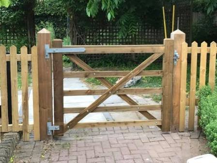 Field Gates George Walker Ltd